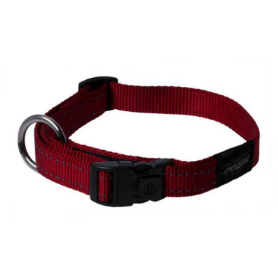 Side-Release-Collar-Reflective-Stitching-HB-C-Red