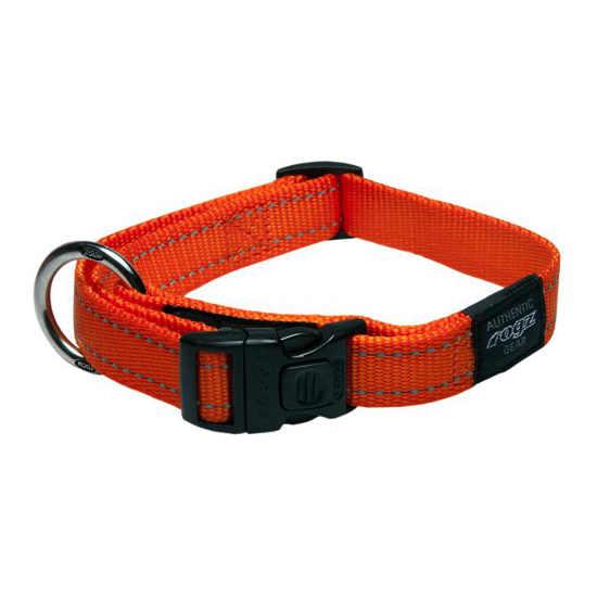 Side-Release-Collar-Reflective-Stitching-HB-D-Orange