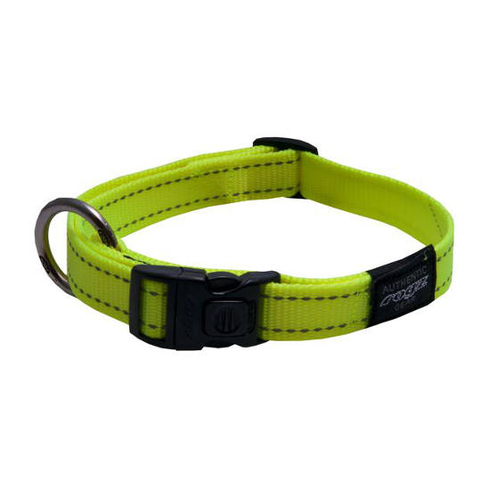 Side-Release-Collar-Reflective-Stitching-HB-H-DayGlo