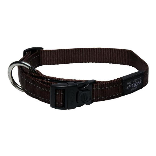 Side-Release-Collar-Reflective-Stitching-HB-J-Brown