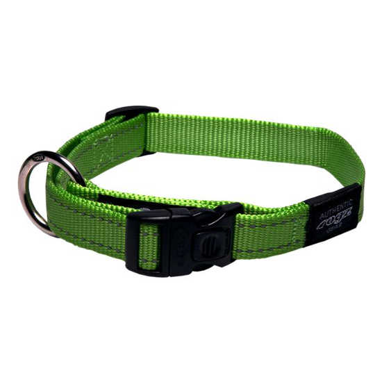 Side-Release-Collar-Reflective-Stitching-HB-L-Lime
