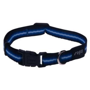 Side-Release-Collar-Small-Soft-Webbing-HB10-B-Midget-Blue