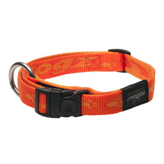 Side-Release-Collar-Soft-Webbing-HB-D-K2-Orange