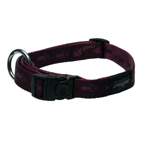 Side-Release-Collar-Soft-Webbing-HB-E-K2-Purple
