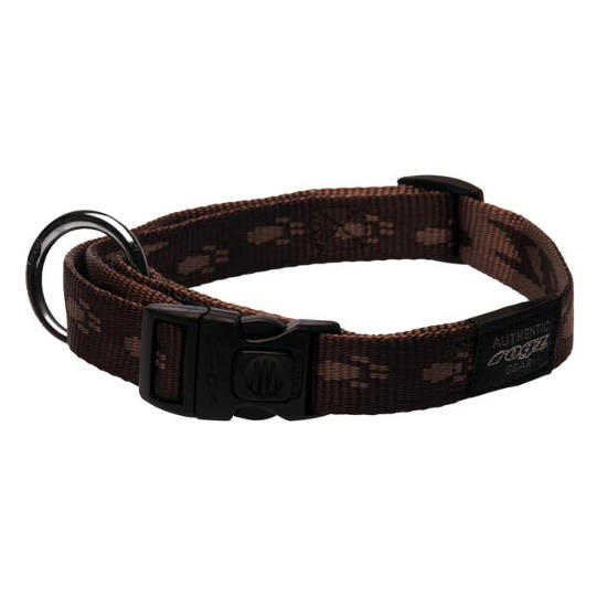 Side-Release-Collar-Soft-Webbing-HB-J-K2-Brown