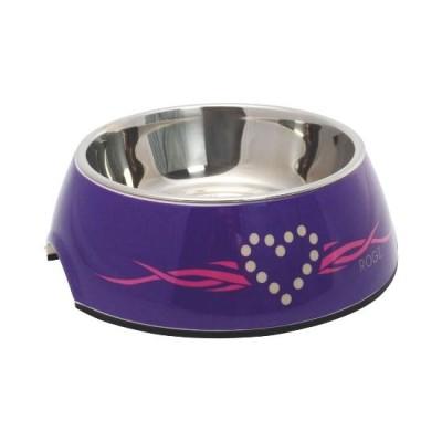 Dogs-Bowls-Bubble-Bowl-BJ-Purple-Chrome