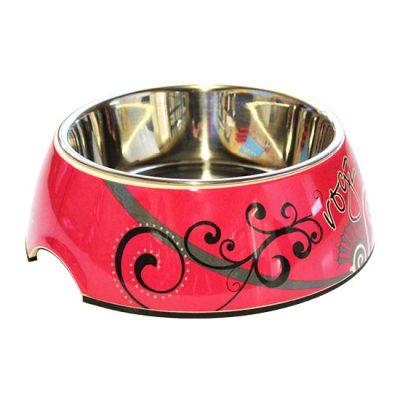 Dogs-Bowls-Bubble-Bowl-BN-PinkBone