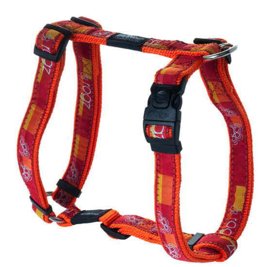 rogz dog harness fitting instructions