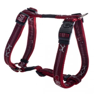 H-Harness-Cool-Graphics-SJ-BT-Red-Heart