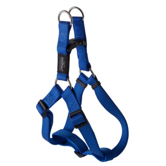 Stepin-Harness-Reflective-Stitching-SSJ-B-Blue