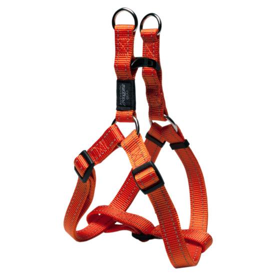 Stepin-Harness-Reflective-Stitching-SSJ-D-Orange