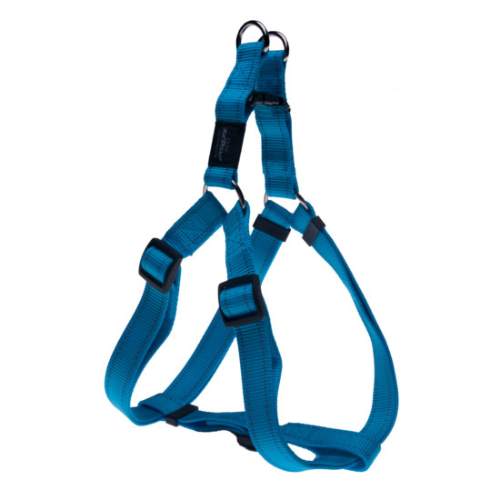 Stepin-Harness-Reflective-Stitching-SSJ-F-Turq