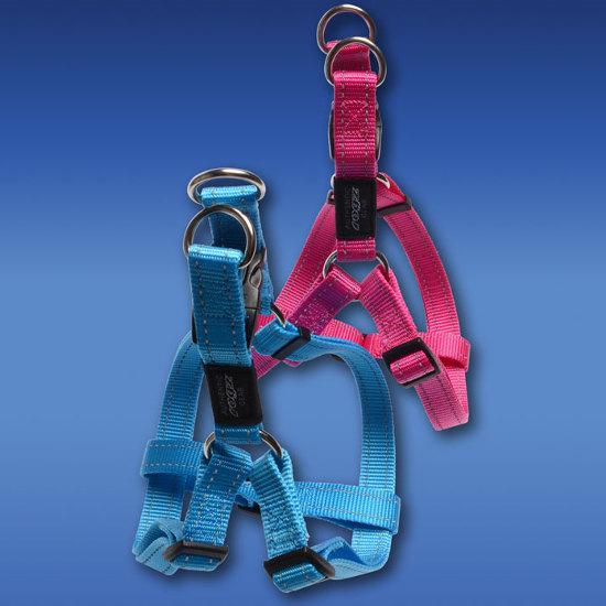 Stepin-Harness-Reflective-Stitching-SSJ-Glory