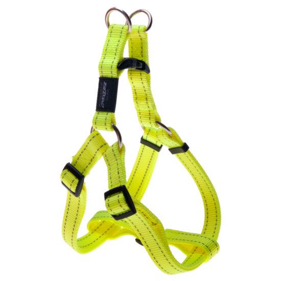 Stepin-Harness-Reflective-Stitching-SSJ-H-DayGlo