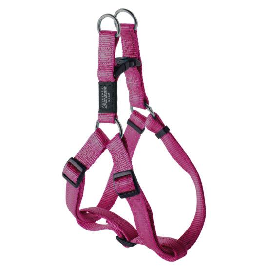 Stepin-Harness-Reflective-Stitching-SSJ-K-Pink