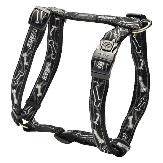 rogz dog harness fitting instructions