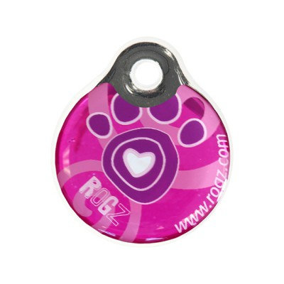 ID-Tag-Instant-IDR-CA-PinkPaw-Front